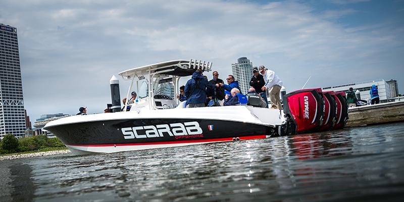 35 SCARAB OFFSHORE TOURNAMENT